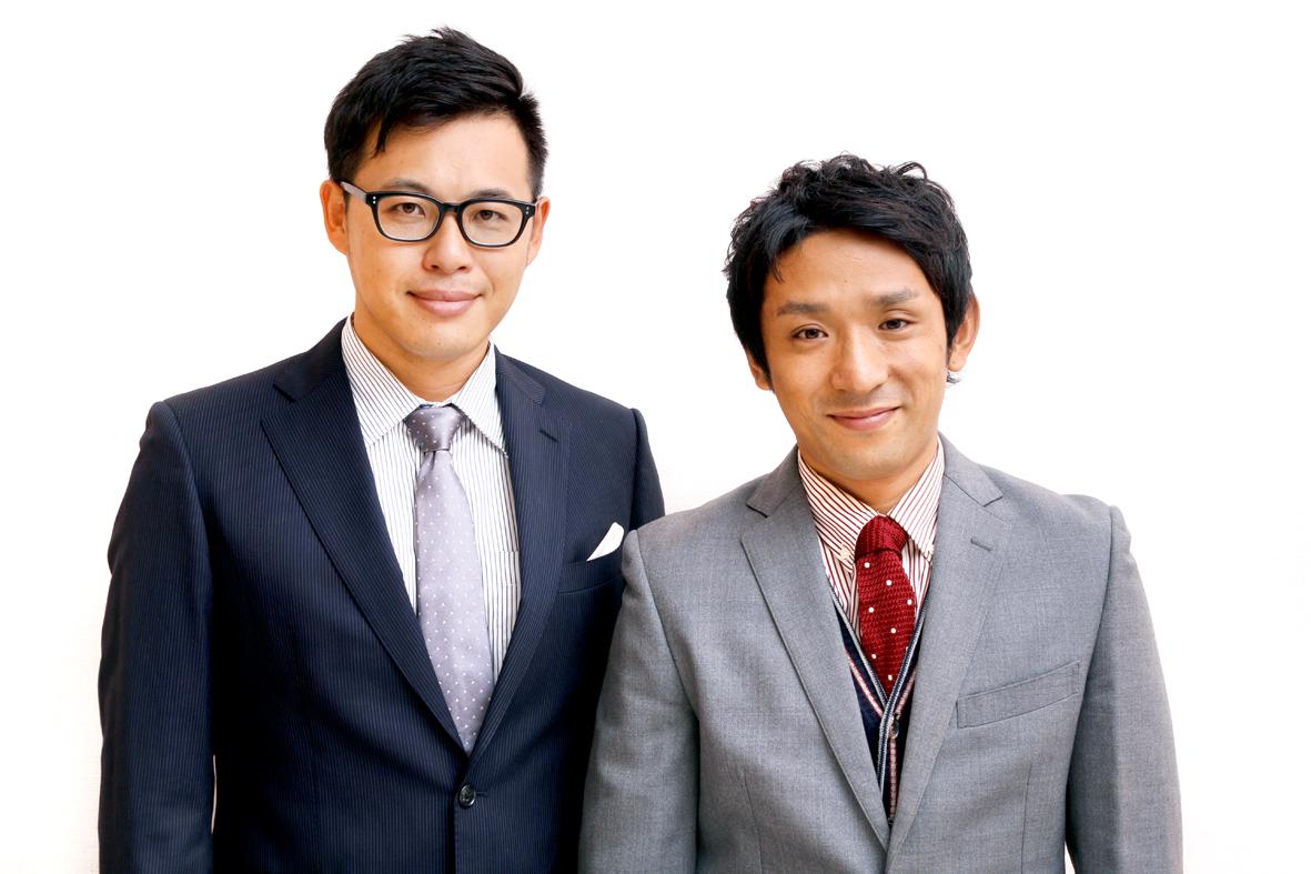 ▲太田プロダクション所属芸人のアルコ&ピース
